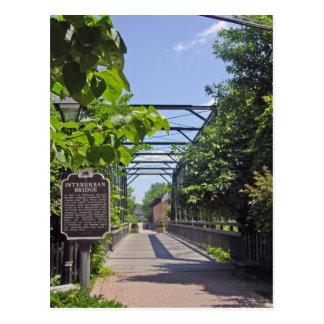 Puente interurbano postales