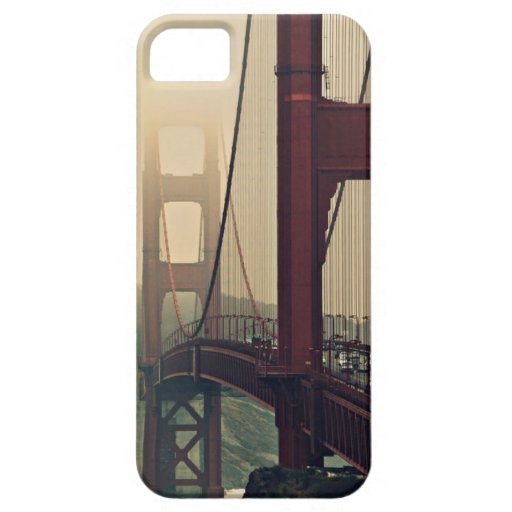 Puente iPhone 5 Case-Mate Carcasa