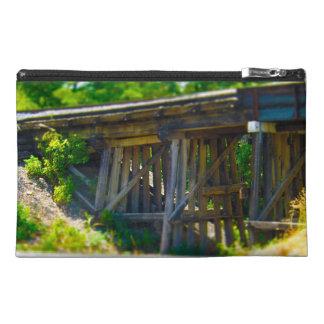 Puente Kansas City del tren de camino de la mina d