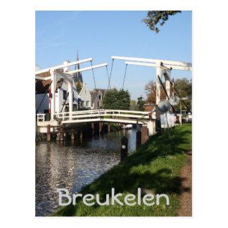 Puente levadizo postales