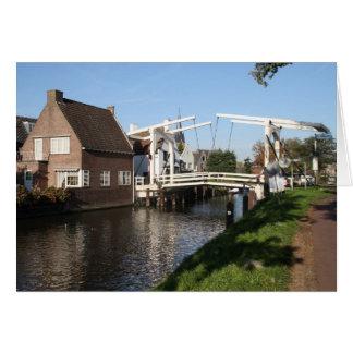 Puente levadizo felicitaciones