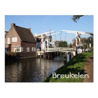 Puente levadizo tarjetas postales
