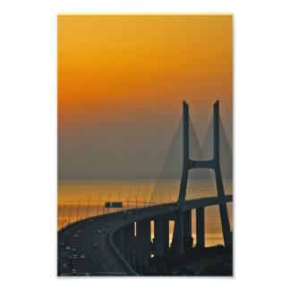 Puente Lisboa Portugal de Vasco da Gama Fotos