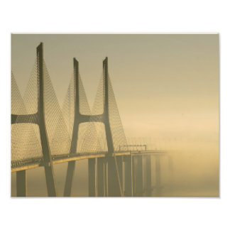 Puente Lisboa Portugal de Vasco da Gama Impresiones Fotográficas