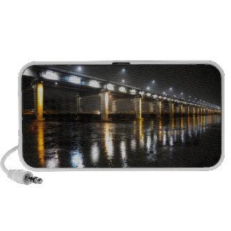 Puente, lluvia, Seul Laptop Altavoz