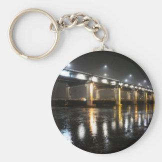 Puente, lluvia, Seul Llaveros