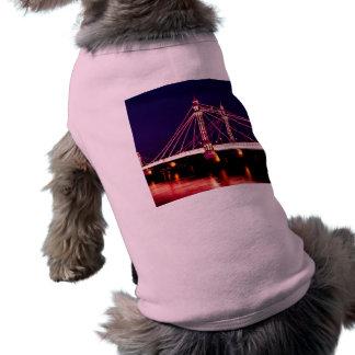 Puente Londres de Albert Playera Sin Mangas Para Perro