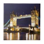 Puente Londres de la torre Azulejo Ceramica