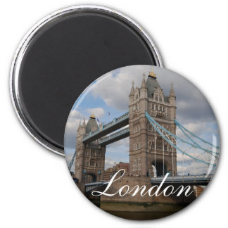 Puente Londres de la torre Imán Redondo 5 Cm