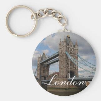 Puente Londres de la torre Llavero Personalizado