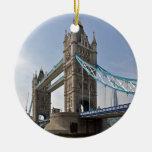 Puente Londres de la torre Ornamentos De Reyes