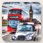 Puente Londres de Westminster Posavasos De Bebida