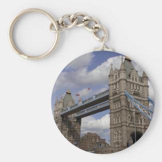 Puente Londres Inglaterra de la torre Llavero Personalizado