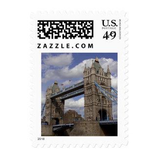 Puente Londres, Inglaterra de la torre Franqueo