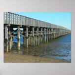 puente mA duxbury del punto del polvo. puente de m Posters