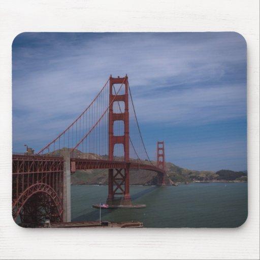 Puente Mousepad de Goldengate Alfombrillas De Ratones