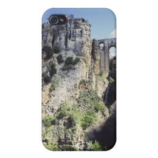 Puente Nuevo bridge in Spain iPhone 4/4S Covers