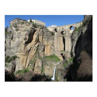 Puente Nuevo -- Ronda, Spain Postcard