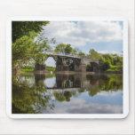 Puente País de Gales Alfombrillas De Raton