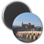 """Puente romano"" en Córdoba Iman Para Frigorífico"