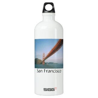 Puente San Francisco del Golden Gate Botella De Agua