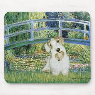 Puente - Sealyham Terrier (l) Mouse Pads