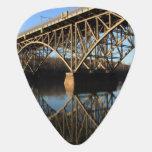 Puente sobre el río de Schuylkill