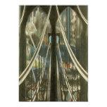 Puente, Stella, arquitectura de New York City del Invitaciones Personales