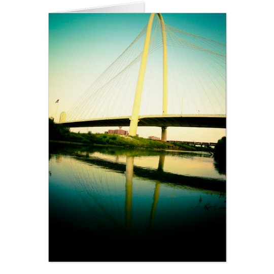 Puente Tarjeta De Felicitación
