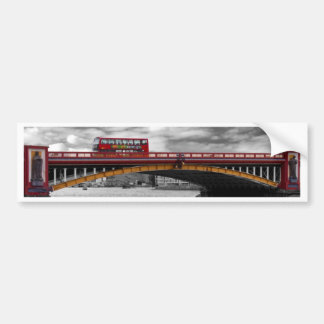Puente Thames Londres de Vauxhall Pegatina Para Auto
