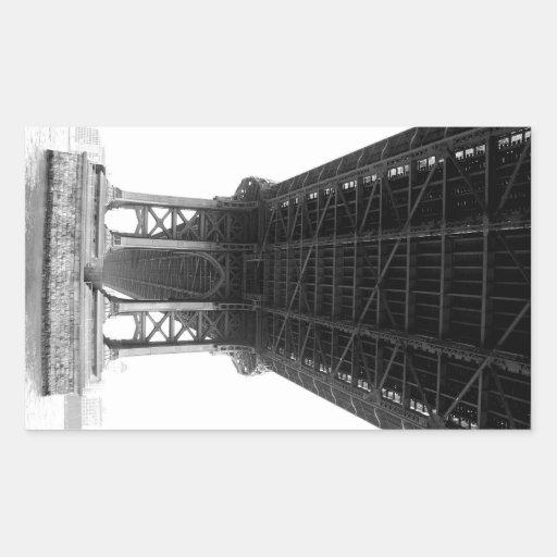 Puente Underview de Manhattan Rectangular Altavoces