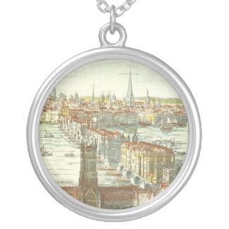 Puente viejo de Londres, Inglaterra Colgante Personalizado