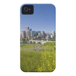 Puente y Calgary céntrica, Alberta, 2 del St del iPhone 4 Case-Mate Protector