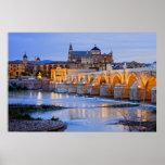 Puente y catedral romanos de Mezquita en Córdoba