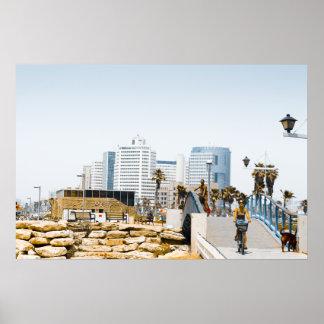 Puentes a Tel Aviv Póster