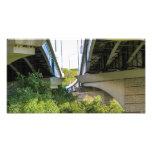 puentes arte con fotos