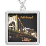 Puentes de Pittsburgh Joyeria Personalizada