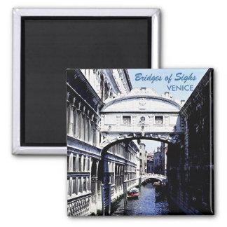 Puentes de suspiros - Venecia Imanes