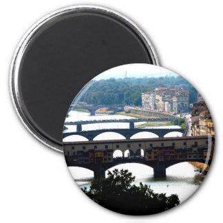 Puentes Imán Redondo 5 Cm