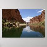 Puentes inminentes de Navajo Poster