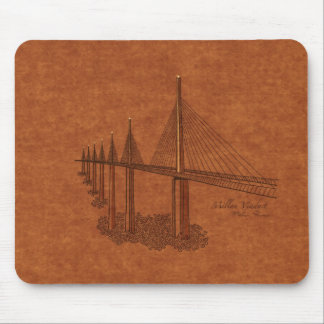 Puentes: Viaducto de Millau, Francia Tapetes De Ratones