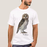 Pueo, the Hawaiian Owl T-Shirt