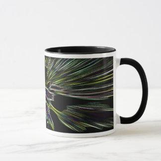 Puerco espín taza
