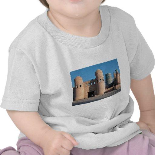 Puerta Ata de Darvaza Camiseta
