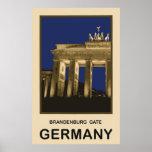 Puerta de Alemania Brandeburgo Impresiones