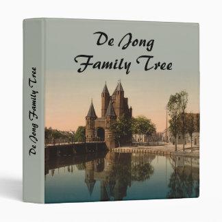 "Puerta de Amsterdam, Haarlem, Países Bajos Carpeta 1"""