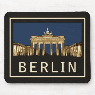 Puerta de Berlín Brandeburgo Alfombrillas De Ratones