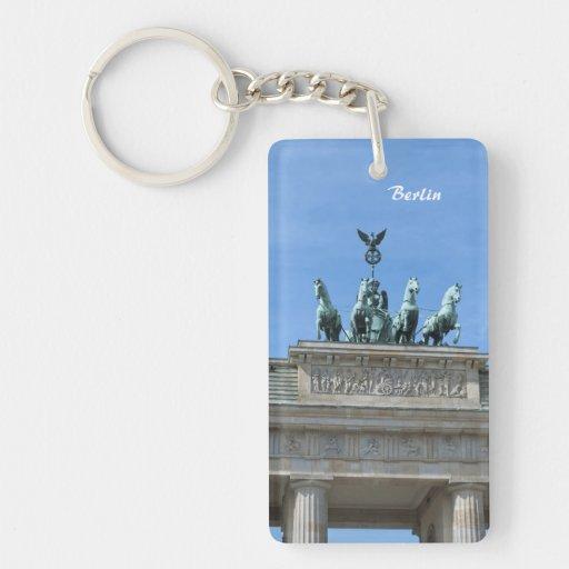 Puerta de Brandeburgo Berlín Llaveros