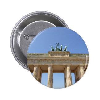 Puerta de Brandeburgo del Tor de Brandenburger Pins