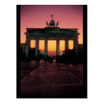 Puerta de Brandeburgo Postal